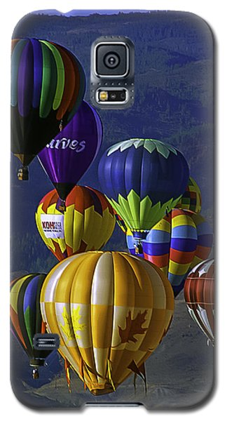 Balloons Over Reno Galaxy S5 Case