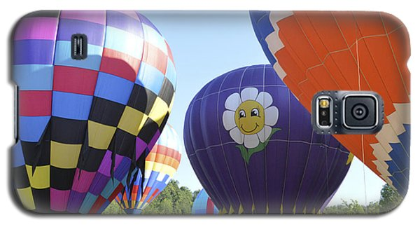 Balloons Waiting For The Weather To Clear Galaxy S5 Case