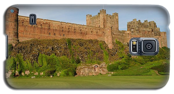 Castle Galaxy S5 Case - Bamburgh Castle by Smart Aviation