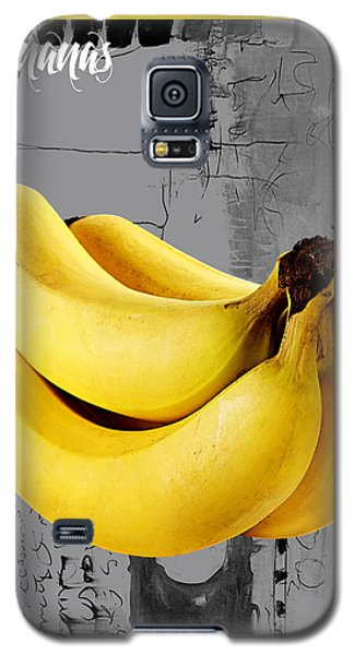 Banana Galaxy S5 Case - Banana Collection by Marvin Blaine
