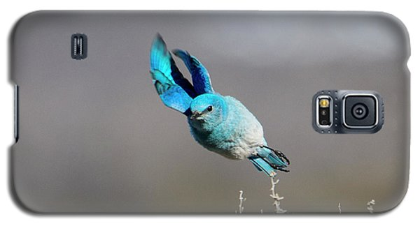 Galaxy S5 Case featuring the photograph Bank Right by Mike Dawson