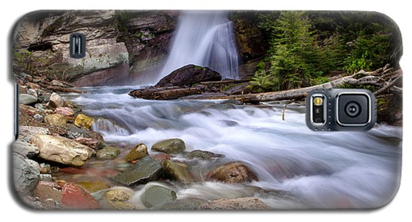 Baring Falls Galaxy S5 Case by Jack Bell