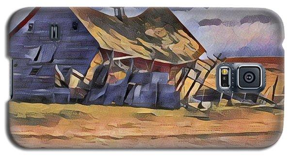 Barn Down Galaxy S5 Case