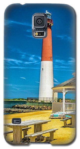 Barnegat Lighthouse Park Galaxy S5 Case