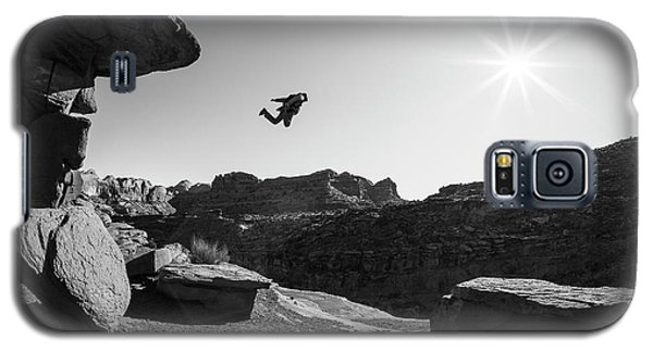 Base Jumper Galaxy S5 Case