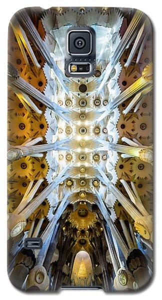 Basilica De La Sagrada Familia Galaxy S5 Case