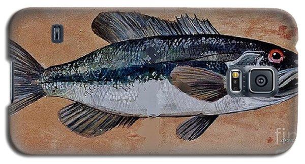 Bass Galaxy S5 Case