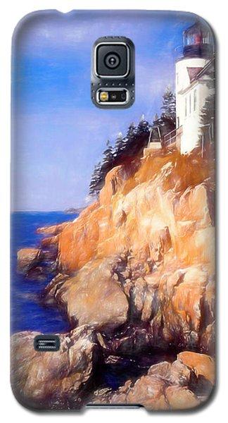 Bass Harbor Lighthouse,acadia Nat. Park Maine. Galaxy S5 Case