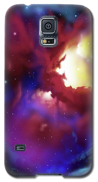 Bat Nebula Galaxy S5 Case