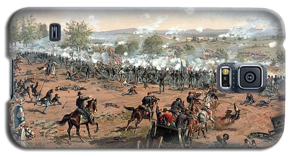 Battle Of Gettysburg Galaxy S5 Case by War Is Hell Store