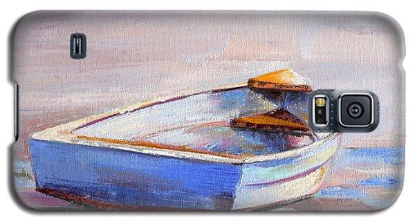 Beach Puddles Galaxy S5 Case