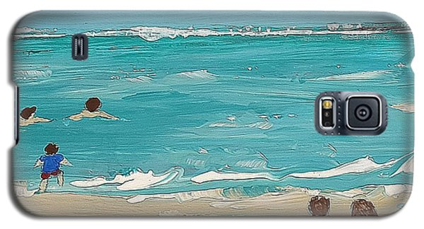Beach9 Galaxy S5 Case by Diana Bursztein