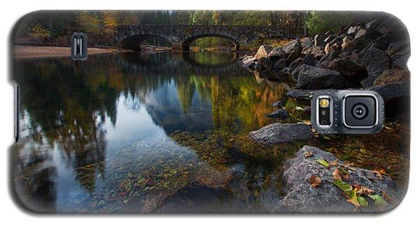 Yosemite National Park Galaxy S5 Case - Beautiful Yosemite National Park by Larry Marshall
