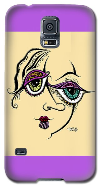 Beauty In Imperfection Galaxy S5 Case by Tanielle Childers