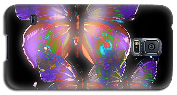 Beauty Of Butterflies Galaxy S5 Case