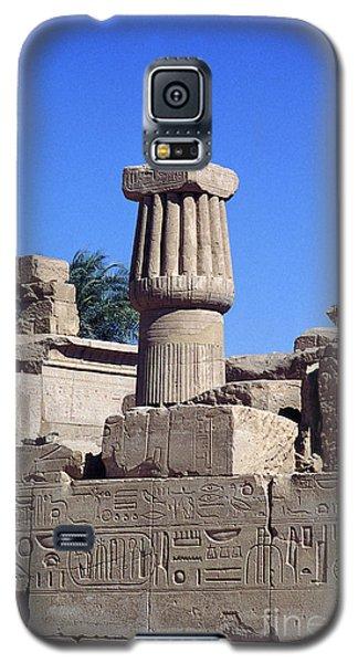 Belief In The Hereafter - Luxor Karnak Temple Galaxy S5 Case