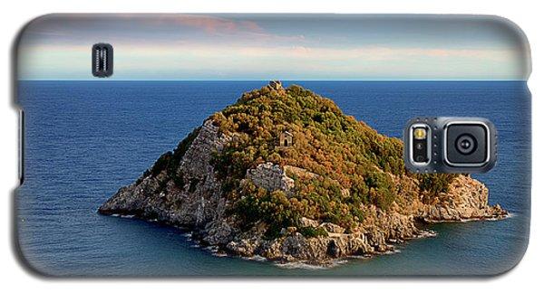 Bergeggi Island Galaxy S5 Case