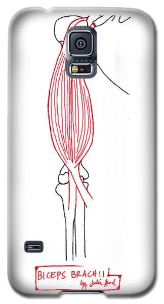 Biceps Brachii Galaxy S5 Case