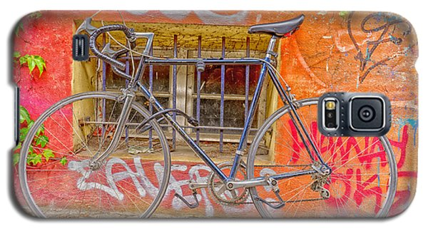 Bicycles Galaxy S5 Case by Uri Baruch