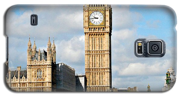 Big Ben Galaxy S5 Case by Pravine Chester