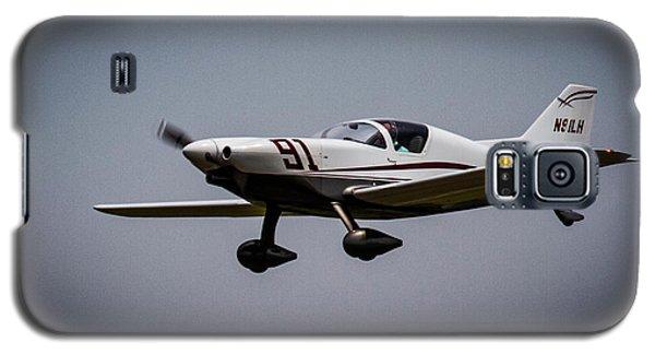 Big Muddy Air Race Number 91 Galaxy S5 Case