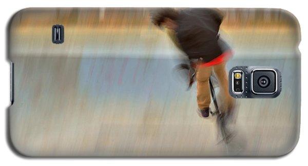 Biking  The Skateboard Park 4 Galaxy S5 Case