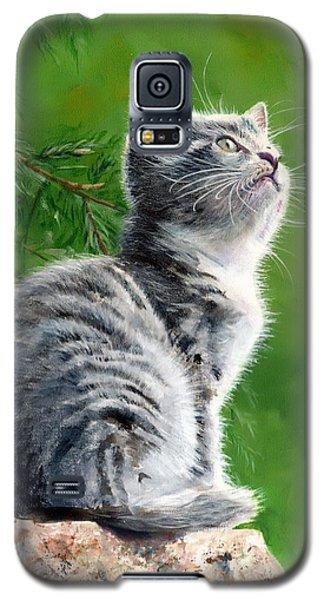 Bird Watching Galaxy S5 Case
