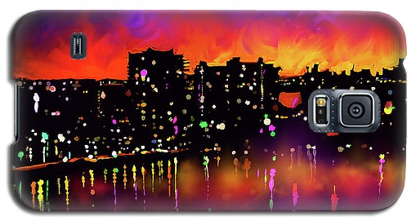 Biscayne Bay, Miami Galaxy S5 Case