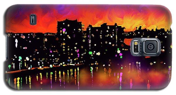 Biscayne Bay, Miami Galaxy S5 Case