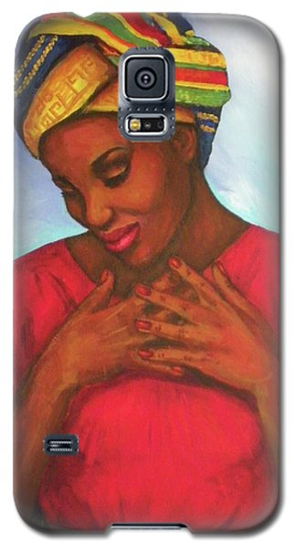 Blessed Galaxy S5 Case