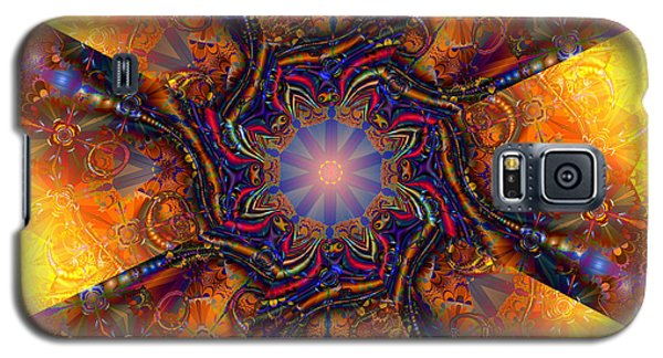 Blinded By The Light Galaxy S5 Case by Jim Pavelle