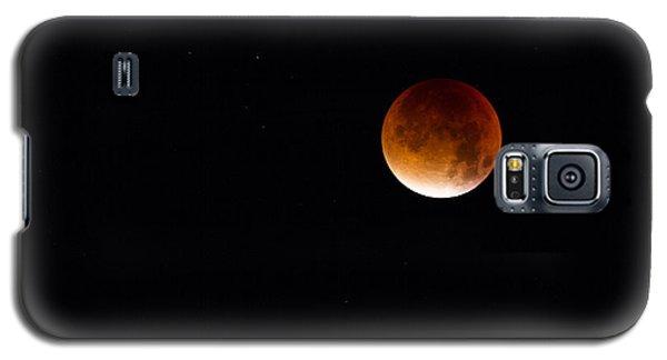 Blood Moon Super Moon 2015 Galaxy S5 Case