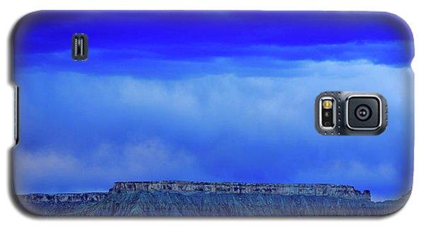 Blue Badlands Galaxy S5 Case