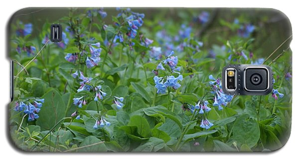 Blue Bells Galaxy S5 Case