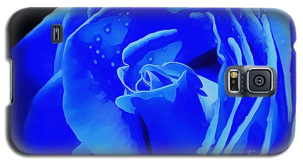 Blue Romance Galaxy S5 Case