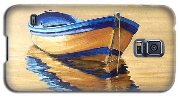 Lake Galaxy S5 Case by Natalia Tejera