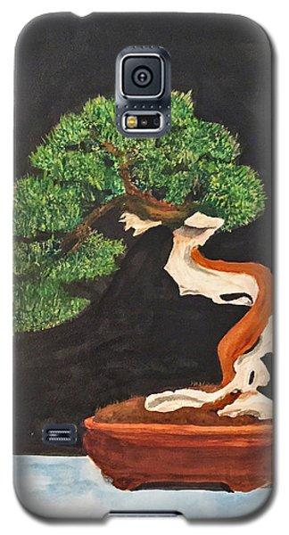 Bonsai-1 Galaxy S5 Case