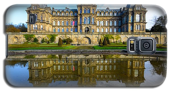 Castle Galaxy S5 Case - Bowes Museum by Smart Aviation