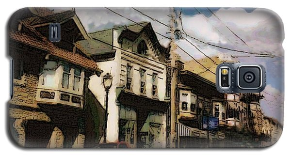 Brady Street Scene Galaxy S5 Case