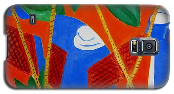 Breakfast With Picasso Galaxy S5 Case