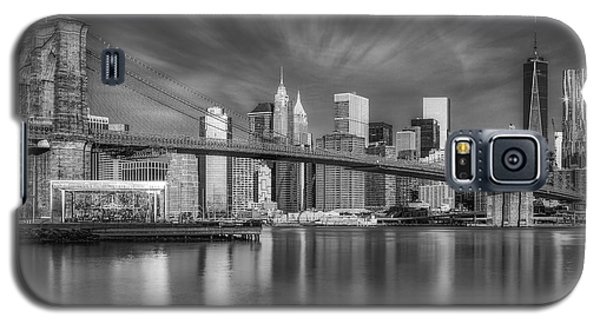 Brooklyn Bridge From Dumbo Galaxy S5 Case