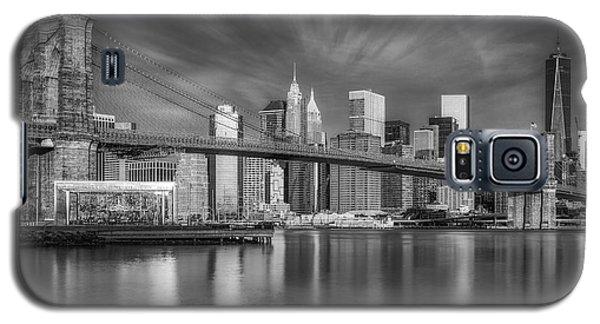 Brooklyn Bridge From Dumbo Galaxy S5 Case