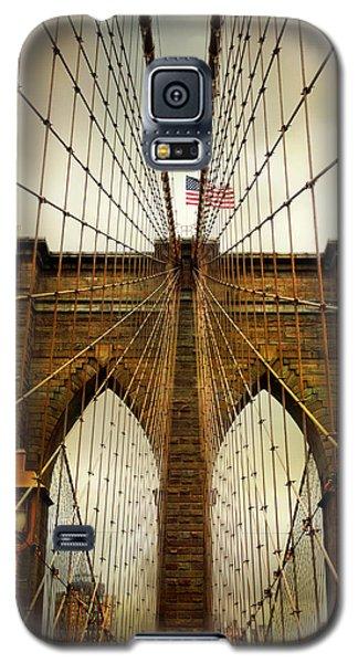 Brooklyn Bridge Twilight Galaxy S5 Case