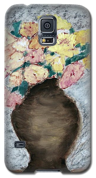 Brown Urn Galaxy S5 Case