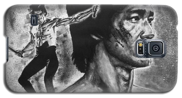 Bruce Lee Galaxy S5 Case
