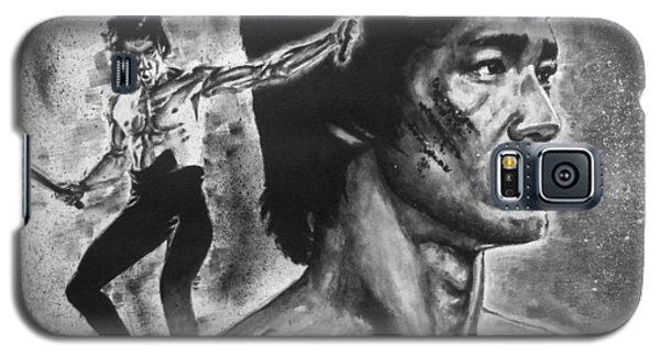 Bruce Lee Galaxy S5 Case by Darryl Matthews