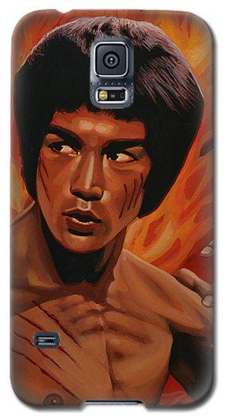 Bruce Lee Enter The Dragon Galaxy S5 Case by Paul Meijering