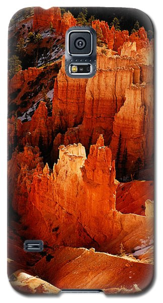 Bryce Canyon Galaxy S5 Case by Harry Spitz