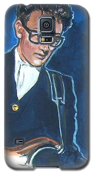 Buddy Holly Galaxy S5 Case