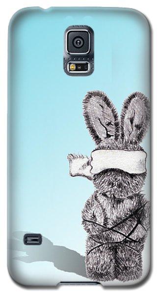Bunny Bondage Galaxy S5 Case